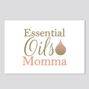 Essential Oils Momma Gold Postcards (Package of 8)