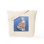 Will Sleep for Food Tote Bag
