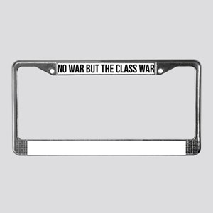 NWBTCW - Communist Socialist License Plate Frame