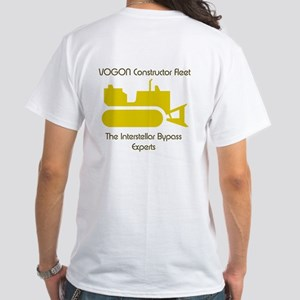 Intergalactic Guide - Vogons - White T-Shirt
