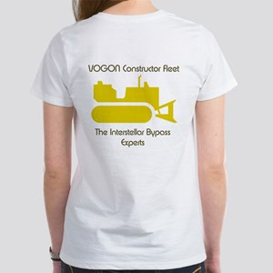 Intergalactic Guide - Vogons - Women's T-Shirt