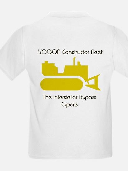 Intergalactic Guide - Vogons -  Kids T-Shirt