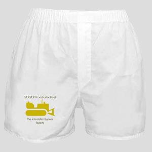 Intergalactic Guide - Vogons - Boxer Shorts