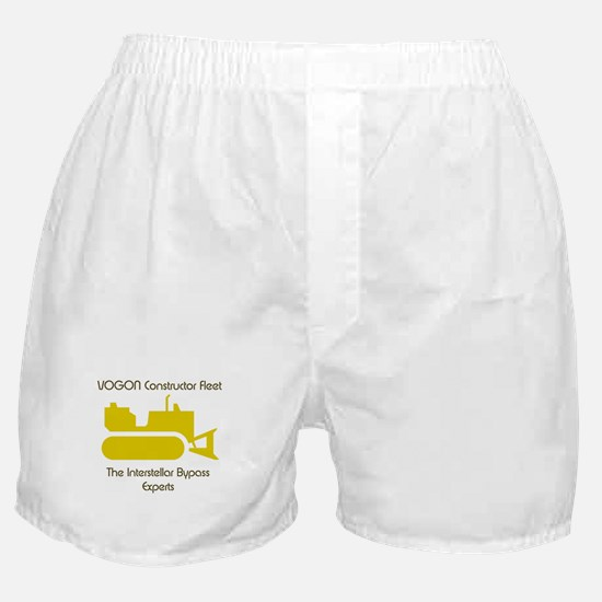 Intergalactic Guide - Vogons - Boxer Shorts
