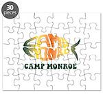 Camp Monroe Fish Puzzle