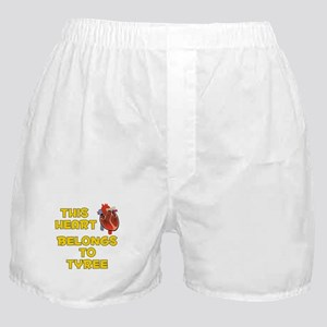 This Heart: Tyree (A) Boxer Shorts