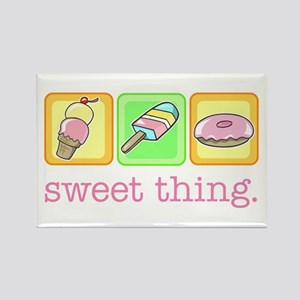 Sweet Thing Rectangle Magnet