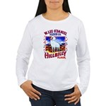 Hillbilly Flour Women's Long Sleeve T-Shirt