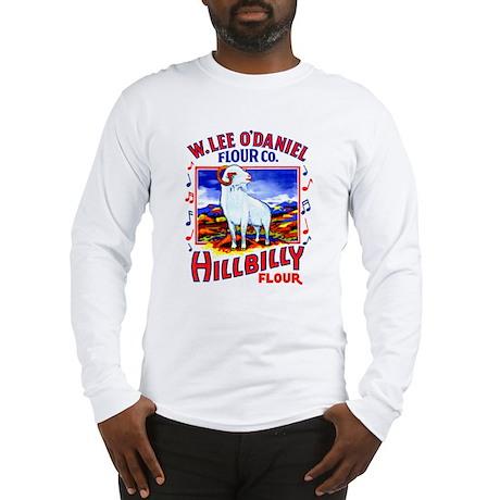 Hillbilly Flour Long Sleeve T-Shirt