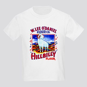 Hillbilly Flour Kids Light T-Shirt
