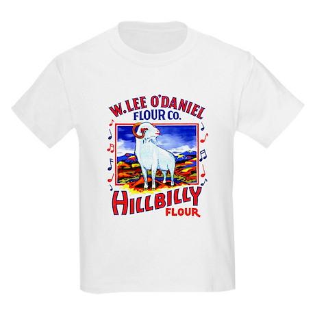 Hillbilly Flour Kids Light T-Shirt