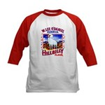 Hillbilly Flour Kids Baseball Jersey