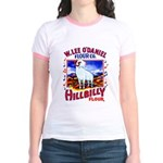 Hillbilly Flour Jr. Ringer T-Shirt
