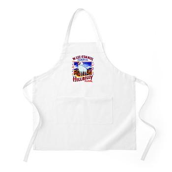 Hillbilly Flour BBQ Apron