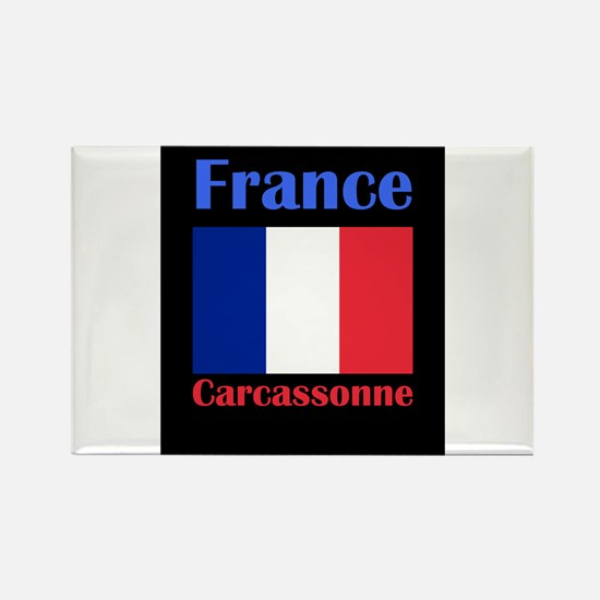 Carcassonne France Magnets