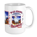 Hillbilly Flour Large Mug