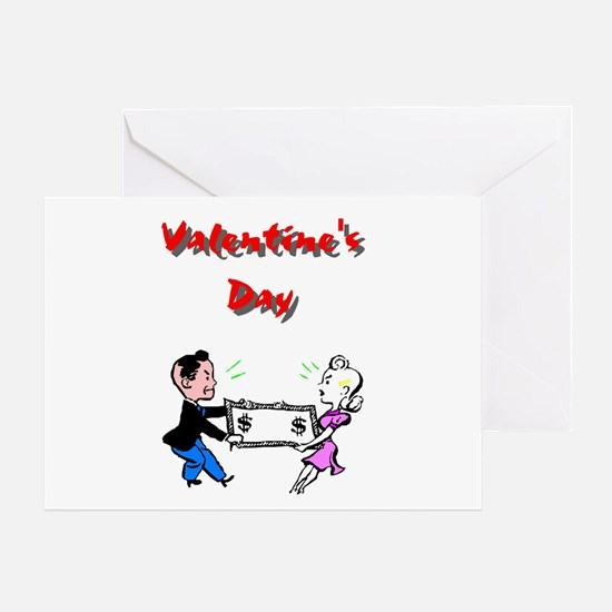 Rather Divorce Greeting Card
