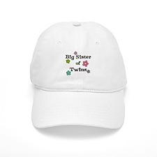 Big Sister Of Twins Cap