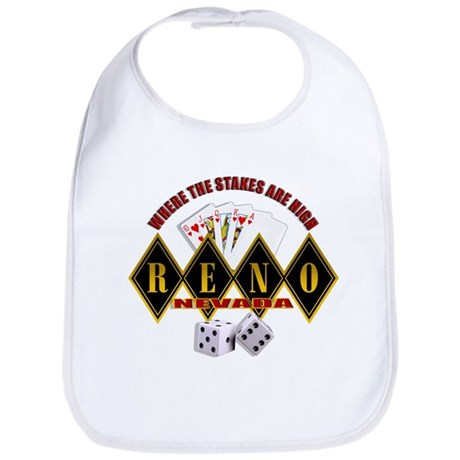 RENO - Where The Stakes Are H Bib