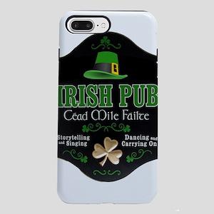 IRISH PUB iPhone 8/7 Plus Tough Case