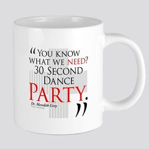 30 Second Dance Party Mugs