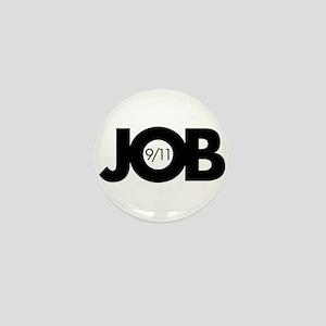 9/11 Inside Job Mini Button