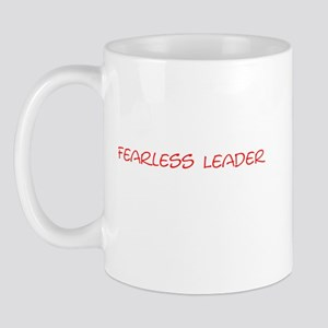 Fearless Leader Mug