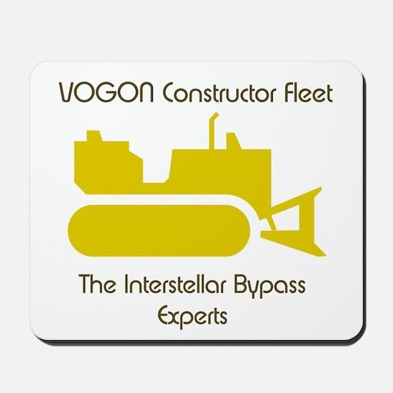 Hitchhiker - Vogon Construction - Mousepad