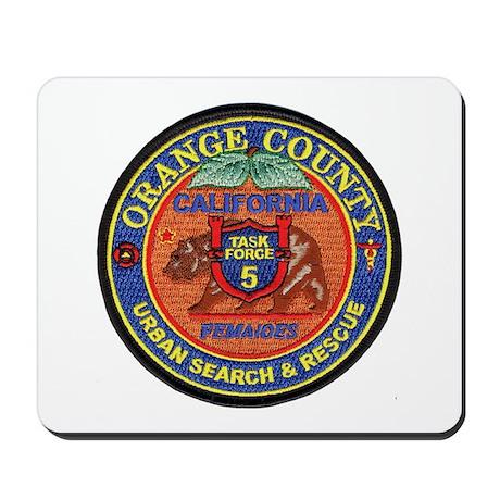 O.C. Urban Search & Rescue Mousepad