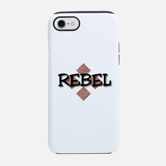 Rebel iPhone 8/7 Tough Case