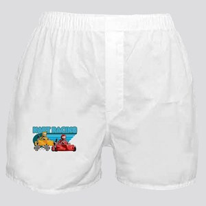 Kart Racing Boxer Shorts