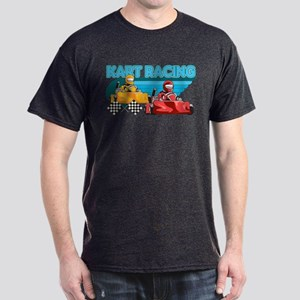 Kart Racing Dark T-Shirt