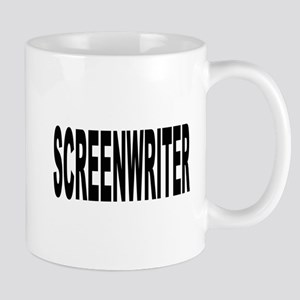 Screenwriter Large Mugs
