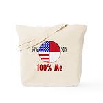100% Me Tote Bag