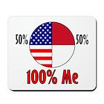 100% Me Mousepad