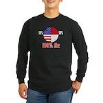 100% Me Long Sleeve Dark T-Shirt
