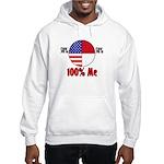 100% Me Hooded Sweatshirt