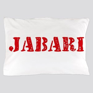 Jabari Rustic Stencil Design Pillow Case