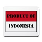 Product Of Indonesia Mousepad