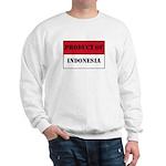Product Of Indonesia Sweatshirt