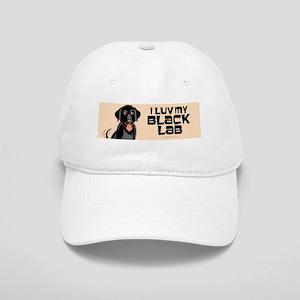 I Luv Lab 2 Cap