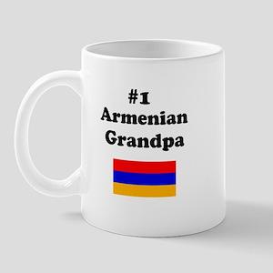 #1 Armenian Grandpa Mug