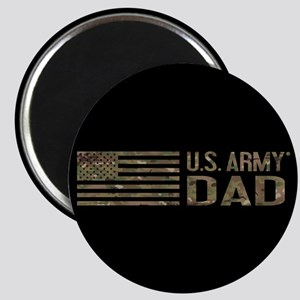 U.S. Army Dad: Camouflage Magnet
