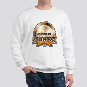 "Liver eating Johnson "" Jeremi Sweatshirt"