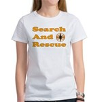 Orange SAR Women's T-Shirt