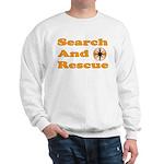 Orange SAR Sweatshirt