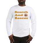 Orange SAR Long Sleeve T-Shirt