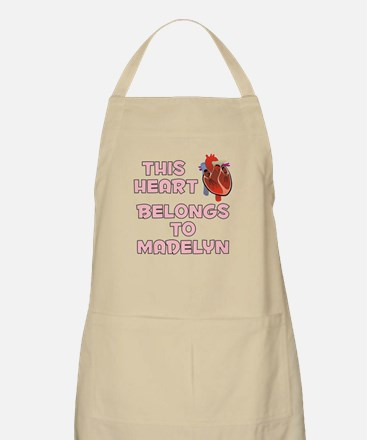 This Heart: Madelyn (C) BBQ Apron