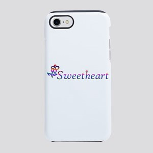Sweetheart Flower iPhone 8/7 Tough Case
