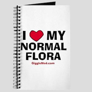 Normal Flora Love Journal